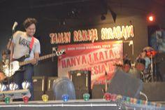 Pagelaran Musik Indonesia dalam rangka Memperingati HUT Ke-4 PCTA-Indonesia dilaksanakan di Taman Remaja Surabaya