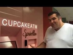 Joe Leone Shares…How Cool is This?Hello Everyone! Today I am here in New York arriving a little early on route to shoot another episode of Celebrity Taste Makers Doggie Bag, TV.  I came across this amazing CUPCAKEATM in front Of Sprinkles New York. Look and see what happens…What do think? Should we have a Sfogliatelle and Cannoli ATM outside of Joe Leone's?  Grazie, Ciao! Ciao! http://youtu.be/yPCa_kyBIUk
