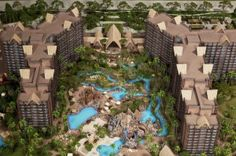 Aulani Disney Resort, Oahu, Hawaii...can't wait to take my little niece here when she comes to visit!!!