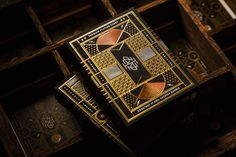 Premium playing cards produced in collaboration with Neil Patrick Harris. Proceeds benefit (RED)'s fight against AIDS.