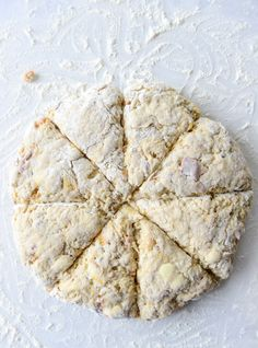 Caramelized Peach and Lavender Scones. (How Sweet It Is) Yorkshire, Baking Scones, Culinary Lavender, Sweet Bread, Other Recipes, Food Processor Recipes, Breakfast Recipes, Sweet Tooth, Cookies