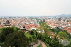 Du brauchst noch Ideen, was man in Graz tun kann? Dann hol' dir in dieser Liste Inspiration. 100 Tipps von Einheimischen darüber, was man unternehmen kann! Paris Skyline, Inspiration, Travel, Graz, Things To Do, Vacation, Tips, Ideas, Biblical Inspiration
