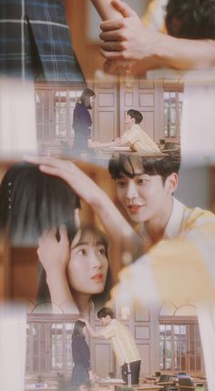 Pin by Pluma Salvaje on K-dramas C-dramas T-dramas J- dramas in 2020 Korean Drama Romance, Korean Drama Quotes, Mbc Drama, Drama Fever, Drama Korea, Age Of Youth, Romantic Doctor, W Two Worlds, Weightlifting Fairy Kim Bok Joo