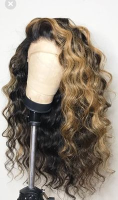 Lace Front Black Wigs Natural Color Afro Kinky Curly Hair Extensions A – Shebelt mall Kinky Curly Hair, Long Curly Hair, Curly Hair Styles, Natural Hair Styles, Short Wavy, Wig Styles, Thin Hair, Natural Wigs, Curly Wigs