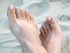 Pamper Your Feet with Essential Oils
