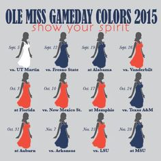 Looks - Ole what miss to wear on gameday video