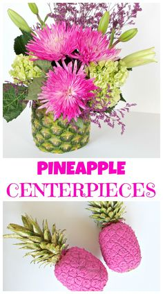 pineapple centerpiec