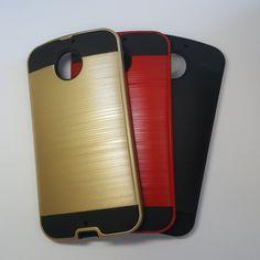 Motorola Moto X (Gen 2) - Slim Sleek Brush Metal Case - 6.45$