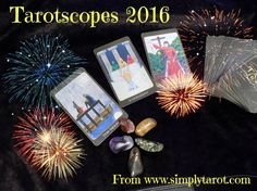 Your Tarotscope for 2016 from Patricia at Simply Tarot