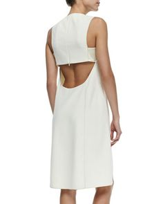 Rag & Bone Fernanda Sleeveless Dress W/ Stacked Hem