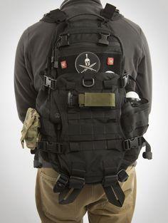 00abe10a6c18 Pack Config Review: Triple Aught Design FAST Pack EDC Túlélőfelszerelés  Kempingezéshez, Túlélő Felszerelés,
