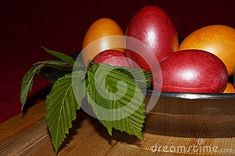 Easter Background With Colorful Eggs Stock Image - Image of yellow, symbol: 109626267 Easter Backgrounds, Spring Time, Eggs, Symbols, Colorful, Yellow, Image, Beautiful, Egg