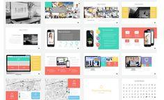 60+ Beautiful, Premium PowerPoint Presentation Templates