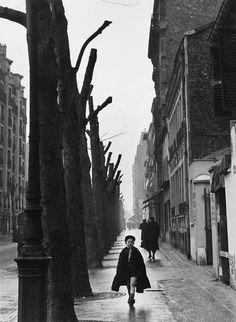 Todd Webb, Rue Chatillon, Paris, 1949