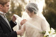 Mary & Matthew Crawley's Wedding