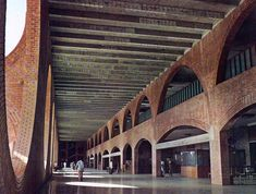 Louis Kahn, National Assembly Hall, Dacca.