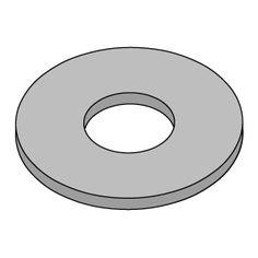 Unistrut Fiberglass Flat PVC Washer. Eberl Iron Works, Inc. is a dsitributor of the Unistrut Fiberglass Framing System.