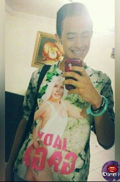 Buzo Lady Gaga G.U.Y Http://www.facebook.com/Camisetasdamnit