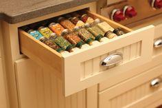 Ces astuces pour bien organiser bien votre cuisine