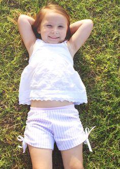 Toddler//Little Kids//Big Kids Peek/…/…/…/…/…/…/… Womens Bandana Print Shorts