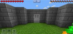 Remote Door in MCPE. Open a door with a Carrot! - http://gearcraft.us/mcpe-remote-door-open-a-door-with-a-carrot/