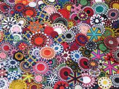 dorset buttons? Do-it-yourself - Zwirnknöpfe Sabine Krump