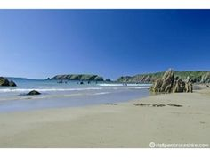Marloes Sands, Marloes Pembrokeshire Wales