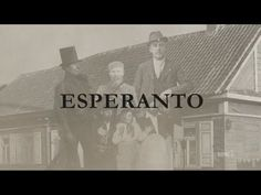 » Informative Esperanto Video, The International Language.  Richard and Kiah are conversing in Esperanto. As a bystander, you might mistake the language they are speaking for Spanish or German. But as you listen closely, you'll realise it is something different.  Richard and Kiah are part of a group of a few million worldwide, who speak a made up language called Esperanto.