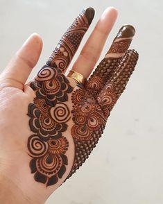 Modern Mehndi Design to Inspire You In dreamcatchers,diy white henna,little henna,henna tattoo back,khaleeji henna Henna Hand Designs, Mehndi Designs Finger, Modern Henna Designs, Latest Arabic Mehndi Designs, Latest Bridal Mehndi Designs, Mehndi Designs For Beginners, Wedding Mehndi Designs, Latest Mehndi Designs, Mehndi Designs For Fingers