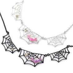 Spider-Web Necklace / http://www.cdjapan.co.jp/products?term.shop=apparel&term.brand_id=100000104&opt.is_group_default=1&order=new