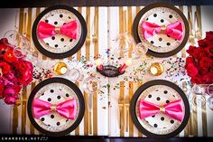 """""""kate spade party inspiration"""""""