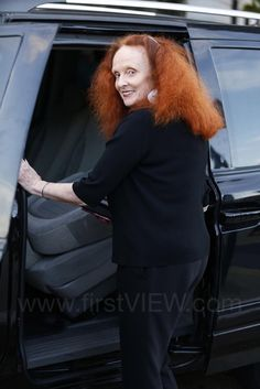 Grace Coddington, Rio de Janiero, firstVIEW.com
