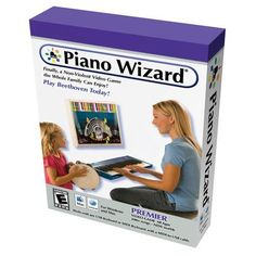 Piano Lessons Software Piano Wizard Premier Video Game - Learn about Piano Wizard Academy and why this game is an award-winning method for learning to play piano. Enter the Piano Wizard giveaway. Piano Lessons, Music Lessons, Teaching Music, Teaching Kids, Music Software, Music Lesson Plans, Music Classroom, Classroom Ideas, Music For Kids