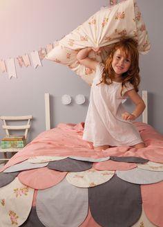 Mooi beddengoed voor een #kinderkamer   Pretty for the #kidsroom