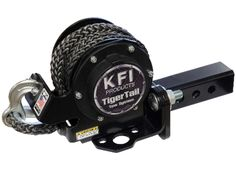 KFI Products Tiger Tail Tow System - Adjustable 101100 100 percent MADE IN USA. 12 feet of lb avg. breaking strength rope with wear resistant Jeep Xj Mods, Truck Mods, Tow Truck, Accessoires Quad, Jeep Wrangler, Free Towing, Atv Winch, Tiger Tails, Electric Winch