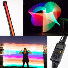 The Pixelstick is six feet of programmable LEDs that turn regular ol' photos into works of art. ($325)
