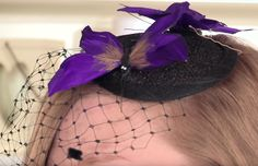 Hannah Read-Baldrey shows you how to make this lovely butterfly fascinator. It's really easy to make plus it doesn't come with the designer price tag. You will need: – Veiling – Two Feather bufferflies – 1 sinamay base – 1 plastic hair comb grip – Velvet ribbon – Glue gun Instructions: Put a line of …