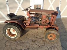 Vintage 1969 Wheel Horse Raider 10 6 Speed Lawn & garden Tractor   eBay Riding Lawn Mowers, Old Tractors, Old Antiques, Lawn And Garden, Raiders, Outdoor Power Equipment, Horses, Happy, Ebay