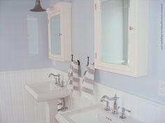 kohler memoirs pedestal sink and restoration hardware medicine cabinet and light fixture bathroom pinterest pedestal sink medicine cabinets and