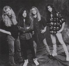 Megadeth (November/1994/Rockin'F)