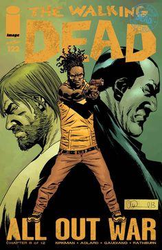 1st Print THE WALKING DEAD #118 NM or better December 2013, Image Comics