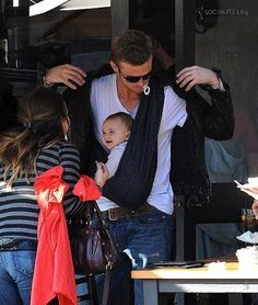 This is the hottest/cutest thing i've ever seen! | Cam Gigandet and his girlfriend and baby Everleigh