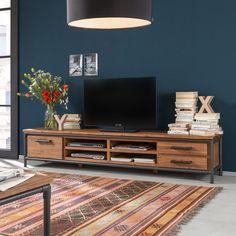 Tv bank weinkisten  Sideboards - Sideboard / TV Bank mit Weinkisten - ein Designerstück ...