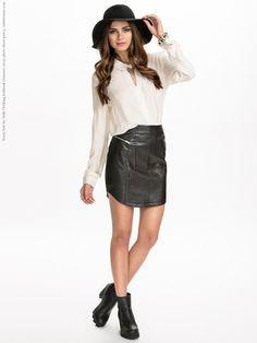 Xenia Deli for Nelly Clothing lookbook (January 2015) photo shoot part 3  #Nelly #XeniaDeli