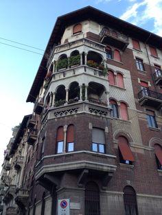 Casa d'epoca Milano