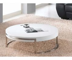 Sophisticated Round Coffee Table White best ideas of coffee table gorgeous white round side table rhxvsez - Unique Table Design - Wood Coffee Table White Round Coffee Table, White Table Top, Unique Coffee Table, Contemporary Coffee Table, Coffee Table Design, Modern Coffee Tables, Coffe Table, White Gloss Coffee Table, White Coffee