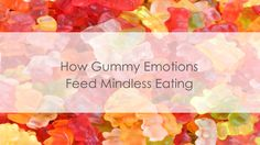Learn how to identify the specific emotions that drive you to emotional eating. Use the info to get yourself back on track to living your life. You can use both mindfulness and intuitive eating to help you raise your awareness of which foods best work for you. Become a Conscious Eater and live in peace- mind-body-heart.