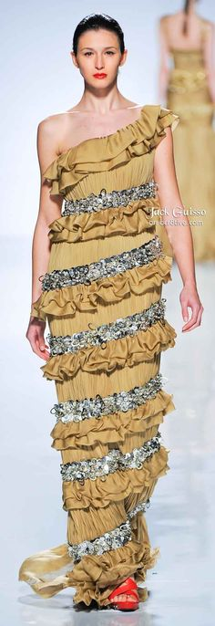 Jack Guisso Spring 2011 Couture. V