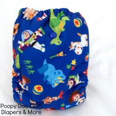Toys AI2 Poopy Doo Cloth Diapers