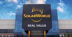 SolarWorld USA: Historia e energjisë diellore by EuroElektra Sh.p.k - ESC Adriatic
